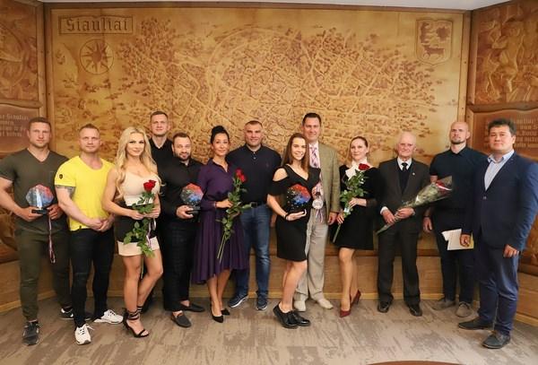 Iš Europos čempionato šiauliečiai grįžo su medaliais