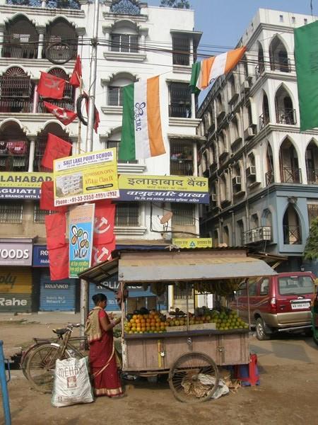 prekybos sistema šiuolaikinėje indijoje)
