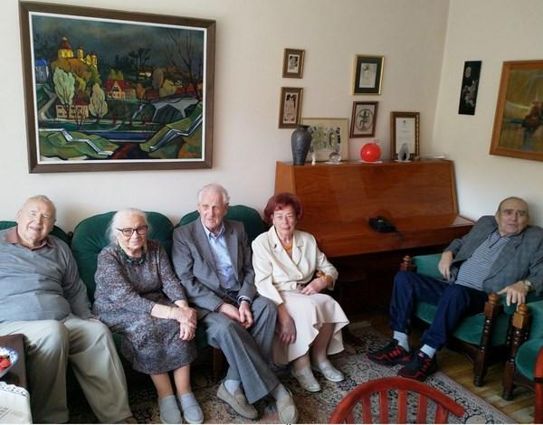 100-oji laida draugystę saugo jau 70 metų