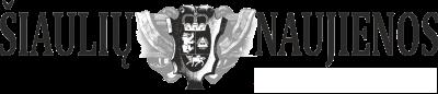 Šiaulių naujienų logotipas